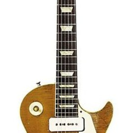 Gibson - 1956 Gibson Les Paul Goldtop with wraparound tailpiece.
