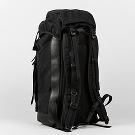 wings + horns, PORTER - Rucksack - Black