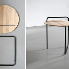 Jan Kochanski - Clip Table