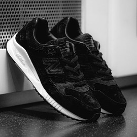 Reigning Champ, New Balance - M530 (Gym Pack) - Black/White