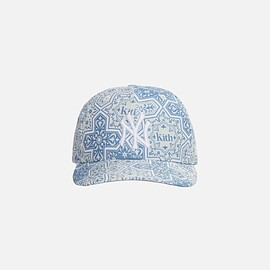 KITH, New Era - Kith for New Era & New York Yankees Moroccan Tile Low Crown Cap - Canvas / Multi