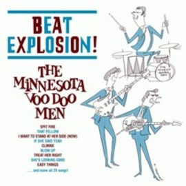 THE MINNESOTA VOODOO MEN - BEAT EXPLOSION !