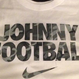 Nike - Johnny Football Tee - White