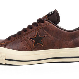 CONVERSE - ONE STAR J SHADE-LEATHER 「made in JAPAN」 「LIMITED EDITION for STAR SHOP」