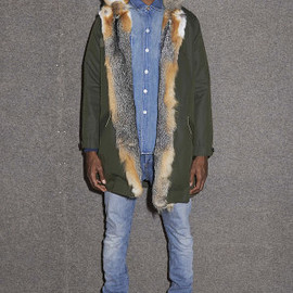 A.P.C. - A.P.C. Kanye Fall 2014 Capsule Collection
