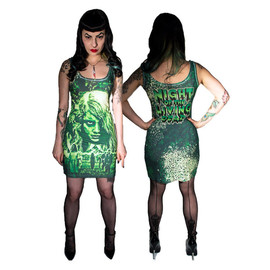 kreepsville 666 - Night of The Living Dead Tank Dress