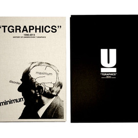 "UNDERCOVER - ""TGRAPHICS"" 1990-2014 HISTORY OF UNDERCOVER T GRAPHICS"