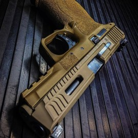 Salient arms - Smith and Wesson M&P Standard Tier One