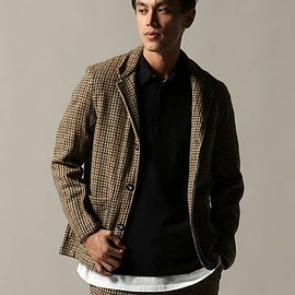 HILDITCH CLOTHING / ヒルディッチ クロージング - MOON TWEED JACKET