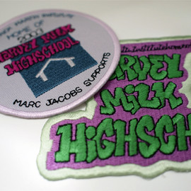 MARC JACOBS - Harvey Milk High School ワッペン