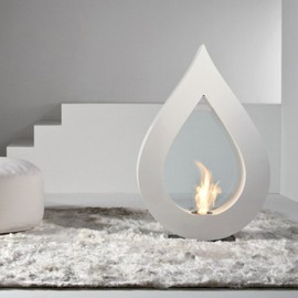 cool designs big flame fireplace 540x540