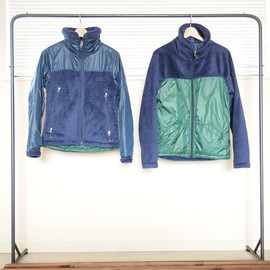 THE NORTH FACE PURPLE LABEL - Reversible Fleece Jacket (NA2250N)