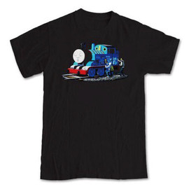 Banksy - Thomas The Tank Engine T-Shirt