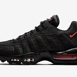 NIKE - Air Max 95 SC - Black/Red