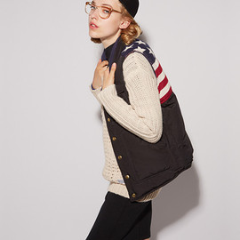 TOMMY - The Star-Spangled Banner  down coat