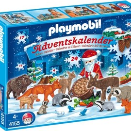 Playmobil - Advent Calendar: Xmas in Forest