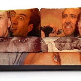 The Nic Cage Couch