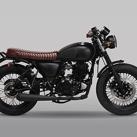 Mutt Motorcycles - MONGREL 250