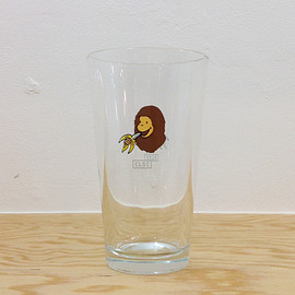 CLSC - A BATHING GEORGE PINT GLASS