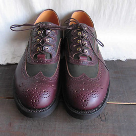 COUNTRYMAN - countryman gillie shoes