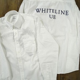uniform experiment - whiteline