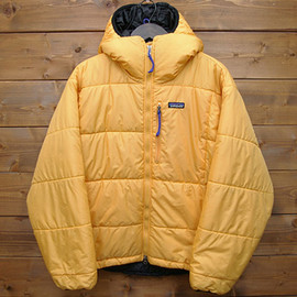 PATAGONIA - DAS PARKA 99' Butter Nut
