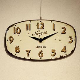 50s Electric Clock