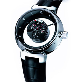 LOUIS VUITTON - Tambour Mysterieuse Calibre LV115 Watch