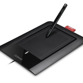 Wacom - BAMBOO Design tablet Bamboo Pen & Touch