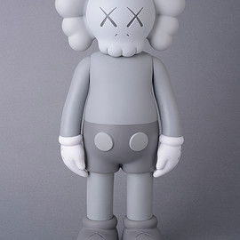 MEDICOM TOY, メディコムトイ - 2016 KAWS COMPANION GREY COLORWAY (OPEN EDITION)