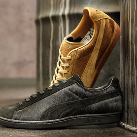 PUMA - Puma JAPAN FIRST ROUND LO SUEDE FUR 「made in JAPAN」