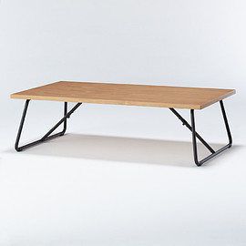 MUJI - Oak Folding Low Table