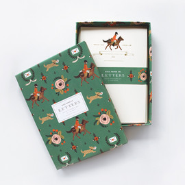 Rifle Paper - Pony Express Social Stationery Set