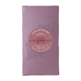 fortnum&mason - strawberry tea