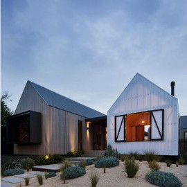 Jackson Clement Burrows Architect - Seaview Avenue house, Melbourne