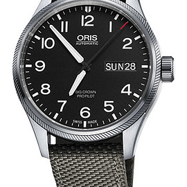 Oris - Oris Big Crown ProPilot - Oris Big Crown ProPilot デイデイト 01 752 7698 4164-07 5 22 17FC