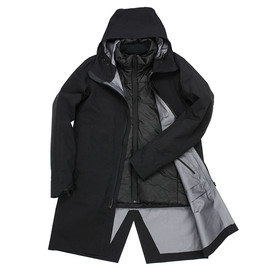 Parsec Coat (Black)