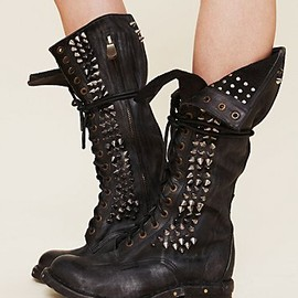 Free People - Studded Seattle Love Boot