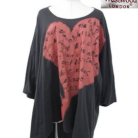 Vivienne Westwood - 【送料無料】【USED】GOLDLABELジャイアントハートエレファントワンピース vw_150705_op_09_o_h