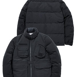SILAS - FISHERMAN DOWN JACKET