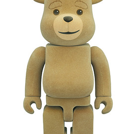 MEDICOM TOY - BE@RBRICK ted 400%