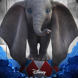 Tim Burton - Dumbo