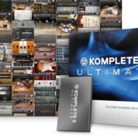 NATIVE INSTRUMENTS - KOMPLETE 9 ULTIMATE