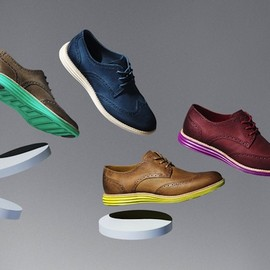 Nike x Cole Haan  - LunarGrand Leather