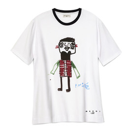 MARNI, H&M - Marni at H&M T shirt for Japan Red Cross Society
