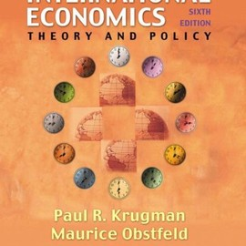 Paul R. Krugman - International Economics: Theory and Policy (World Student)