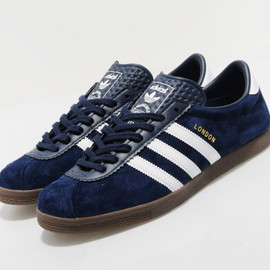 adidas originals - LONDON (Navy/White)