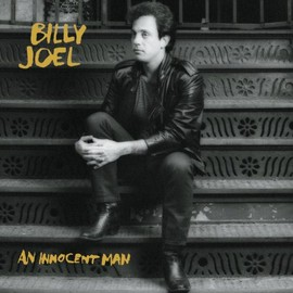 BILLY JOEL, ビリー・ジョエル - AN INNOCENT MAN