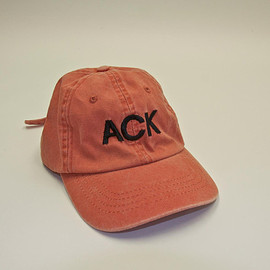 Murray's Toggery - Nantucket Red Collection Baseball Hat - ACK