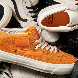 Our Legacy, VANS - Half Cab - Orange/White